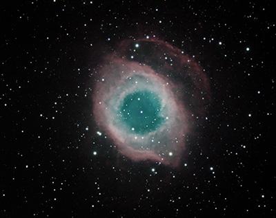NGC 7293 - The Helix Nebula