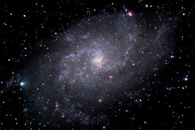M 33 - The Triangulum Galaxy