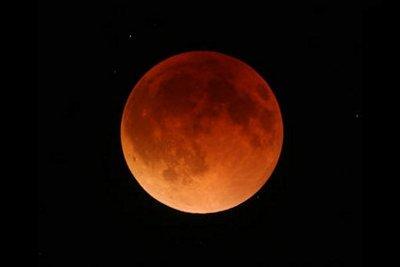 Lunar Eclipse - August 2007